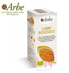 Curry Indio Ecológico 40g