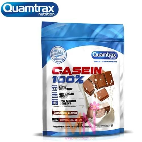 Casein 100% Quamtrax Direct (Caseína de Suero) 500g