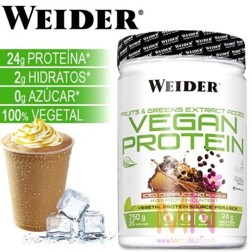 Vegan Protein (Proteína Vegana) - 750g