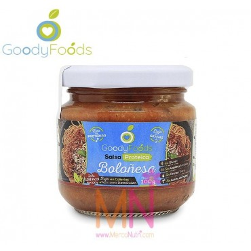 Salsa Proteica Boloñesa 100g