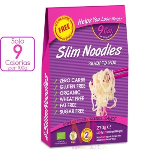 Slim Noodles BIO(Fideos Shirataki) - 200 g
