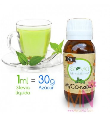 Stevia liquida Myconatur 60ml