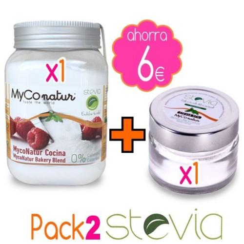 Pack 2 Stevia