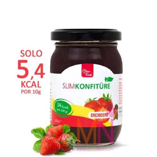 Confitura de Fresa sin azúcar SlimJam 235g