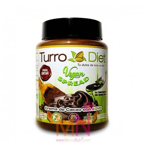 Crema de Cacao sin azúcar con Aceite de Oliva Virgen Extra 400g