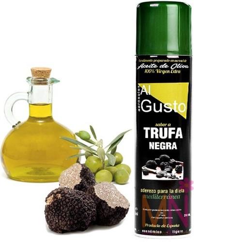 Spray de Aceite de Oliva sabor Trufa 250ml