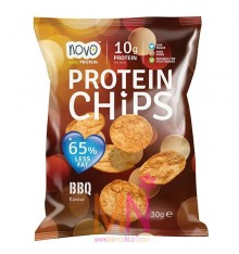 Protein Chips sabor Barbacoa 30g