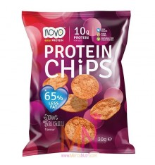 Protein Chips sabor Chile dulce Tailandes 30g