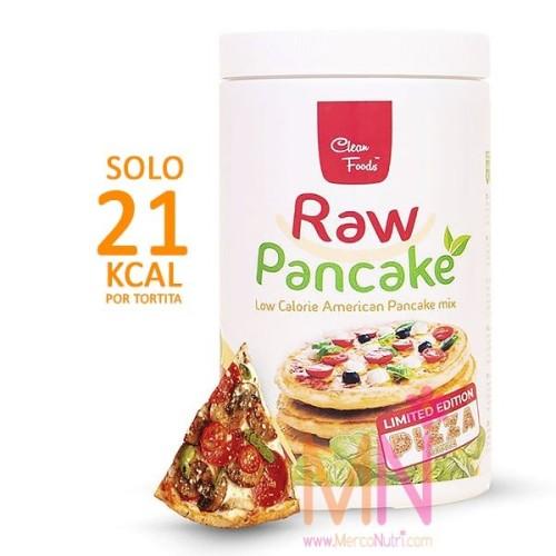 RawPancakes sabor Pizza 425g