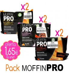 Pack x6 MUFFIN PRO