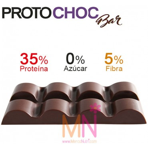Chocolatina proteica PROTOCHOC BAR 35g