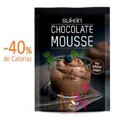 Mousse de Chocolate sin azúcar
