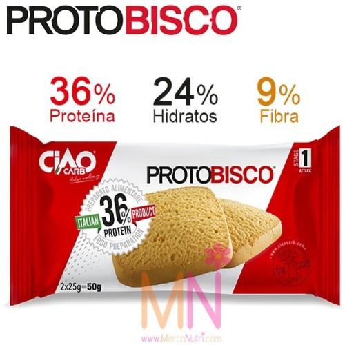 Galletas proteicas PROTOBISCO FASE 1 - 50 g