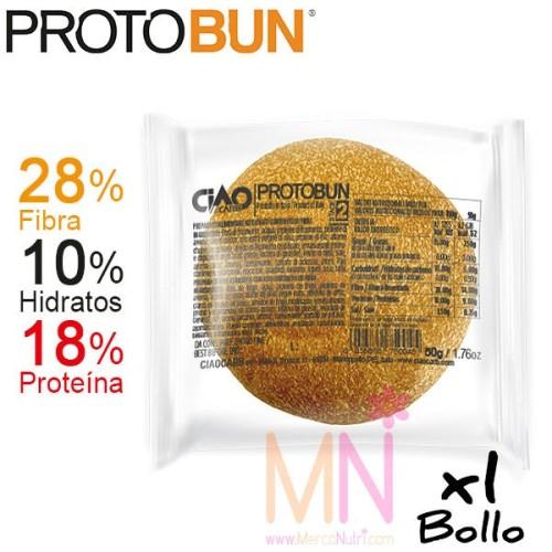 PROTOBUN FASE 2 (Bollo bajo en calorías) 50g
