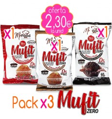 Pack x3 MUFIT
