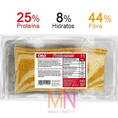 PROTOCROST (Tostadas ricas en proteína) 100g