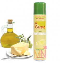 Spray de Aceite de Oliva sabor Mantequilla 250ml