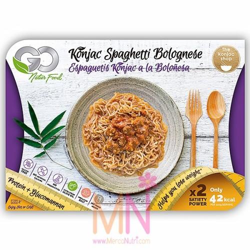 Espaguetis Konjac a la Boloñesa 300g