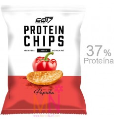 Chips Proteicas sabor Paprika 50g