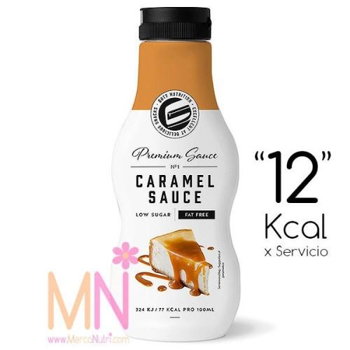Sirope Premium de Caramelo 250 ml