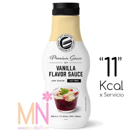 Sirope Premium de Vainilla 250 ml