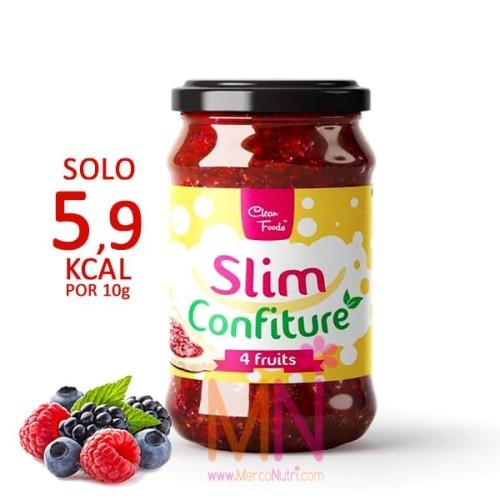 Confitura de Frutos del Bosque sin azúcar SlimJam 230g
