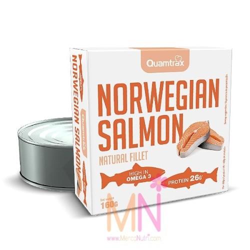 Filetes de Salmon al Natural 160g
