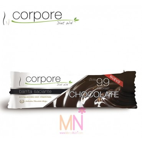 Barrita Saciante con Glucomanano Chocolate