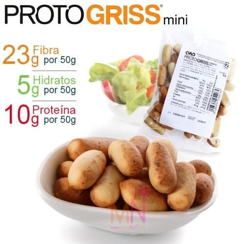 PROTOGRISS MINI (Picos bajos en calorías) - 50g