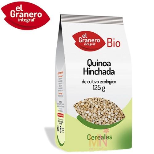 Quinoa hinchada BIO 125g