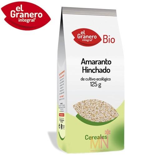 Amaranto hinchado BIO 125g