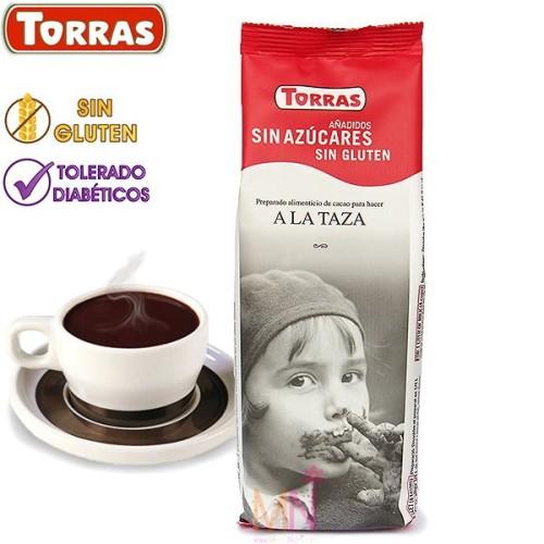 Chocolate a la taza sin azúcar - 180g