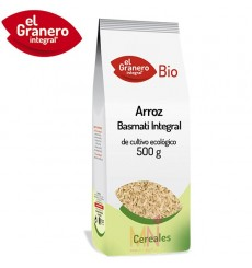 Arroz Basmati Integral - 500 g