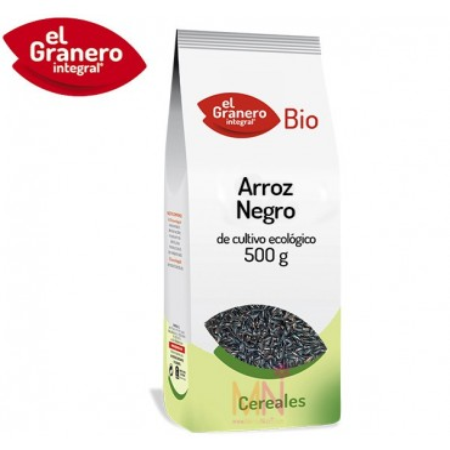 Arroz Negro BIO - 500 g
