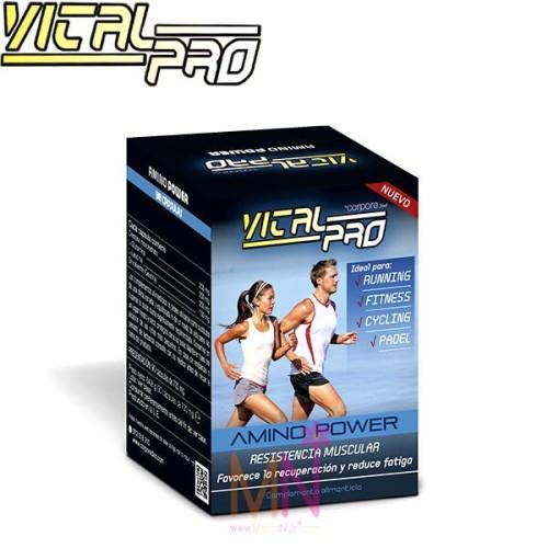 AMINO POWER (Recuperador muscular) 90Cap.
