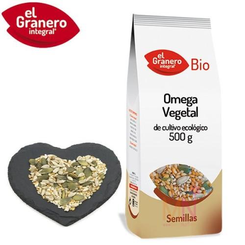 Mezcla de Semillas Omega Vegetal BIO - 500g