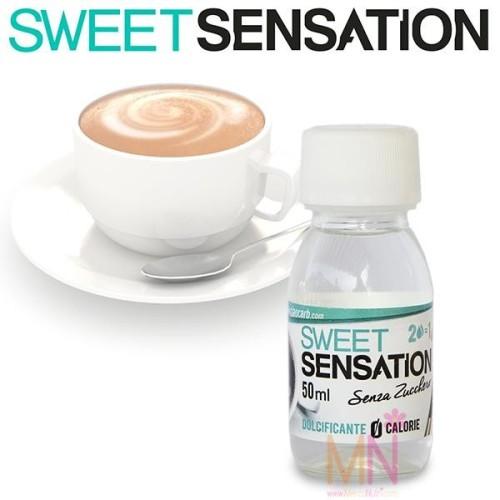 Edulcorante líquido sin calorías SWEET SENSATION - 50ml