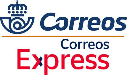Logo Correos Correos Express