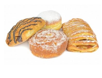 Bollería sin azúcar especial para diabéticos