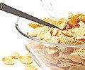 Cereales inflados y crujientes